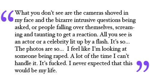 — Kristen Stewart