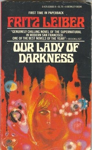 Our Lady Of Darkness - LEIBER, Fritz