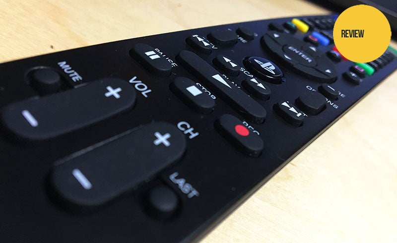 The PlayStation 4 Universal Media Remote gets The Work Done