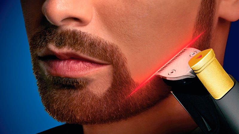 Beard Trimmers Come With Lasers Now, Everybody Go Back to Bed
