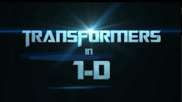Transformers in 1-D Is the Only Version I'd Actually Pay to See