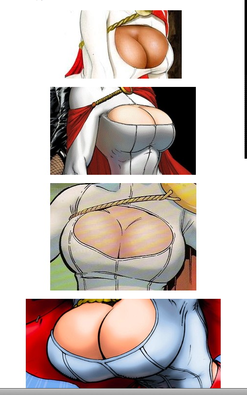 Costumes & Cheesecake: Power Girl Controversy Illustrates Gender In Comics