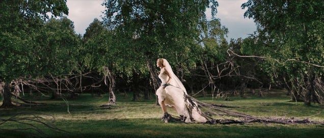 Kirsten Dunst Melancholia Gif Melancholia