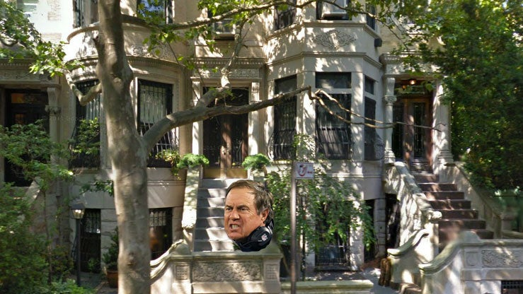 Bill Belichick No Longer Owns A Park Slope Brownstone; Bill Belichick Owned A Park Slope Browstone