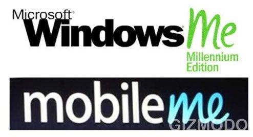 MobileMe Looks an Awful Lot Like Windows Me