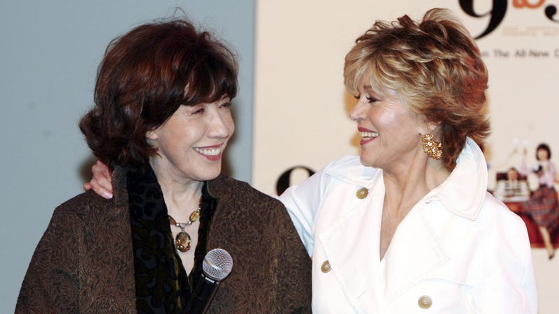 Lily Tomlin and Jane Fonda to Star in the Netflix Show of Your Dreams