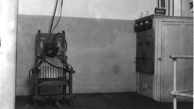 Scientists listened to the heartbeat of a prisoner as he was executed