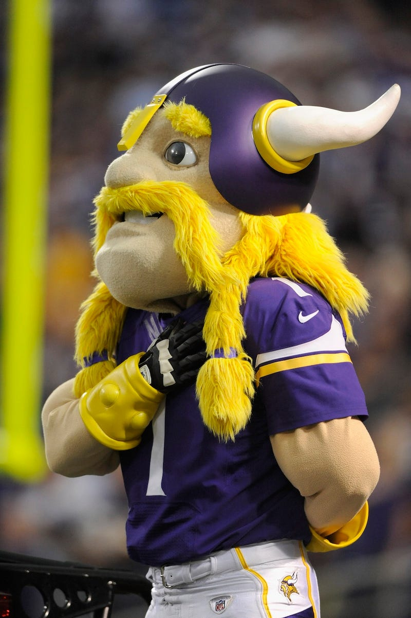 A Gallery Of Mascots Trying To Look Serious