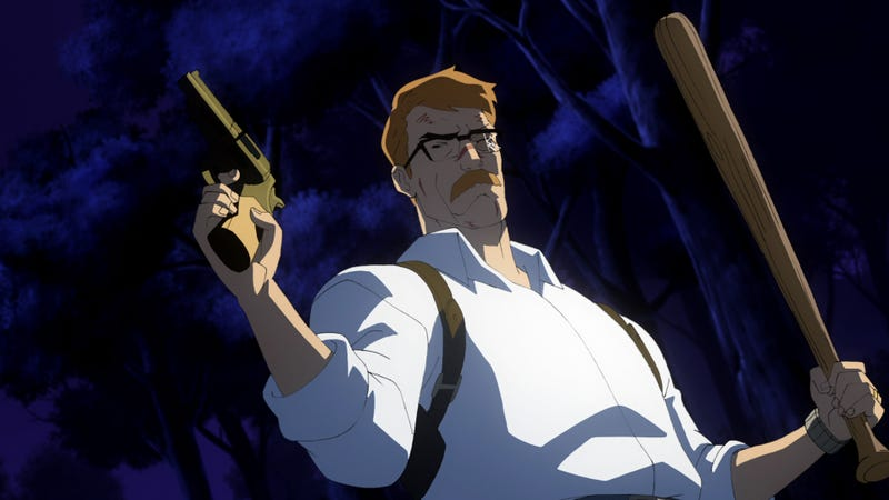 New TV show tells the story of young Jim Gordon, before he met Batman