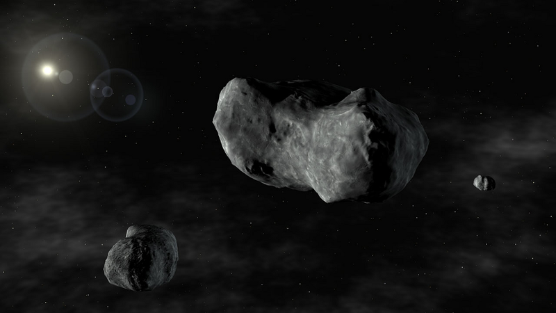 New Evidence Emerges In Support Of Double Asteroid Impact Theory