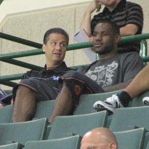 LeBron Watch, Day 5: Conspiracy! LeBron James Wants John Calipari To Be His Next Coach