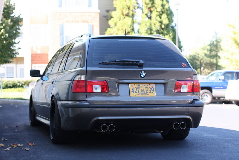 The most Jalop BMW ever is not an M3 or M5, it's a 528i