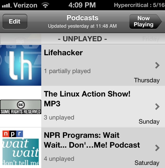 Turn Your Podcasts Into a Customized Radio Station