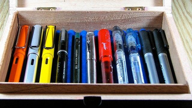 Five Best Budget Pens