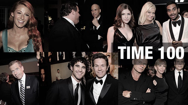 A Virtual Party Report from the 'Time 100' Gala