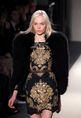 Balmain Has The Midas Touch!