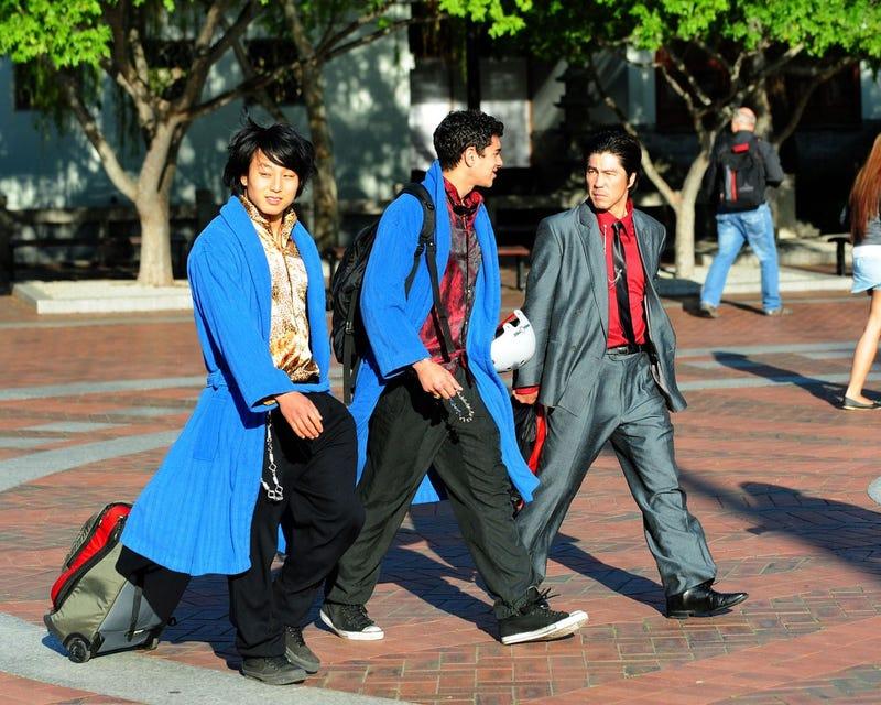 The Wolverine Set Photos