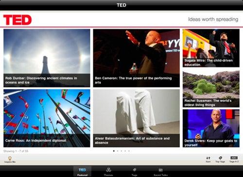 iPad Apps 10/15