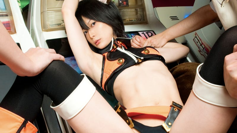 How Japanese Cosplay Is Moving Closer to Porn
