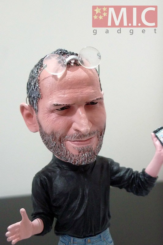 Steve Jobs Action Figure Is Insanely Coveted