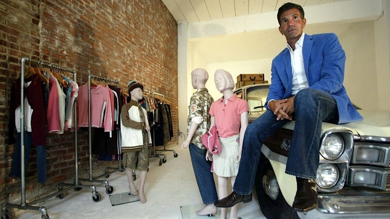 Designer Clothes Help Parents Turn Their Toddlers Into Real-Life American Girl Dolls