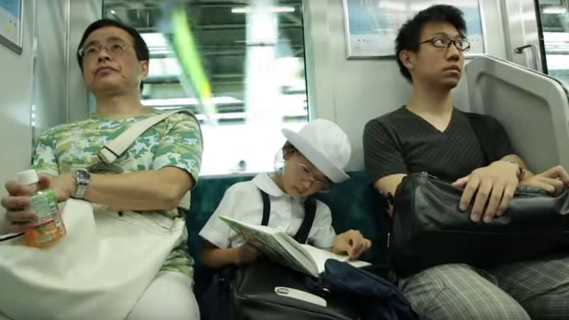 Japanese Six-Year-Olds Can Ride Trains Alone Thanks to the Country's Amazing Infrastructure