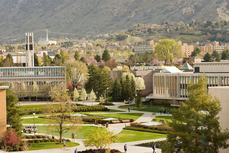 Brigham Young U. Removes Greeting Cards Celebrating Gay Marriage