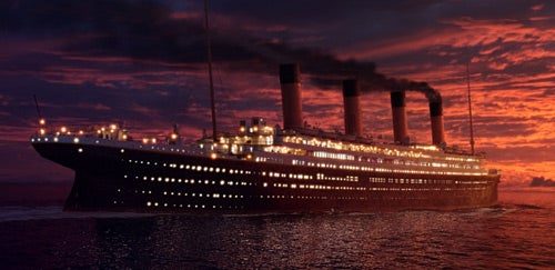 How James Cameron Would Fake Titanic Today