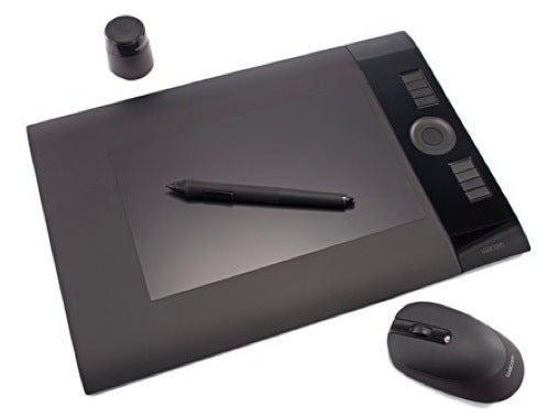 Wacom's Intuos4 Pen Tablet Gets Reviewed (Verdict: Good Value)