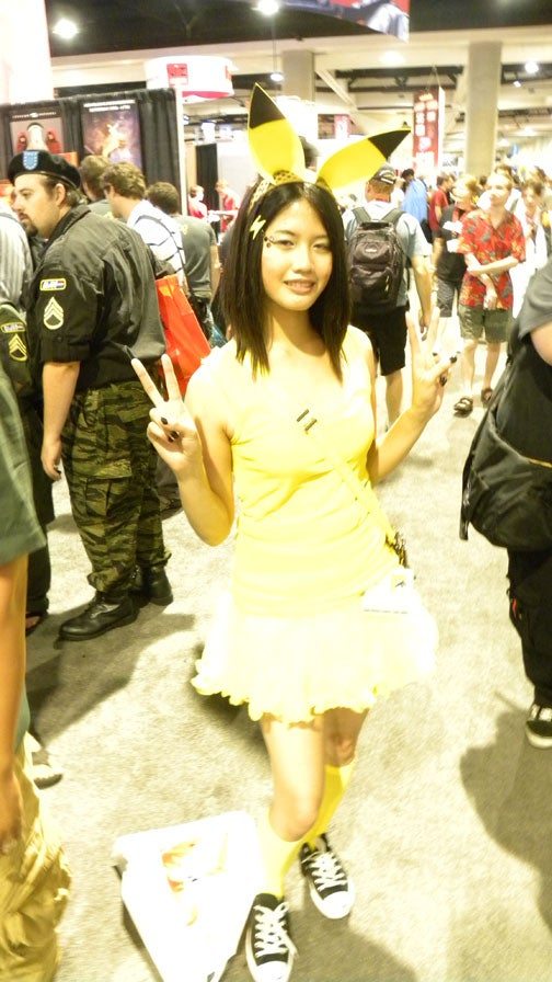 Comic-Con 2009's Sexiest Cosplay...