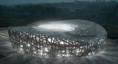 Geoengineers Will Prevent Rain Over Olympic Stadium in China
