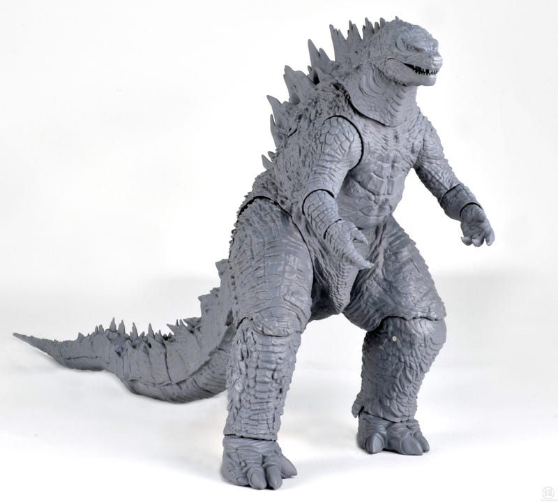 The New Godzilla Has...A Tiny Little Head