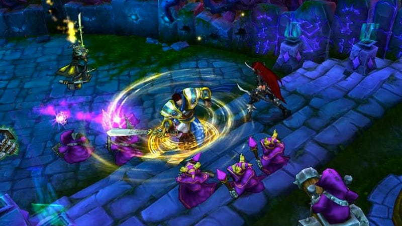Watch The League of Legends World Playoffs Right Here