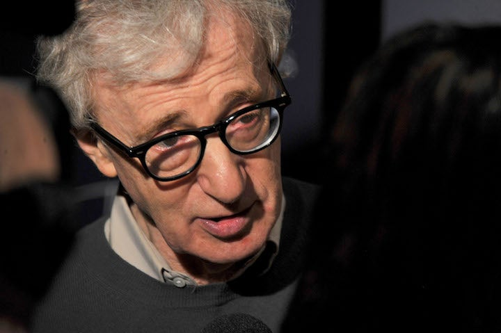 Woody Allen Has No Comment on Daughter's Open Letter