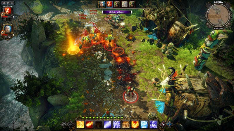 Divinity: Original Sin Rewards Tactics and Punishes Poor Strategy