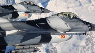 50 Totally Stunning Combat Aircraft Photos Taken Around Alaska