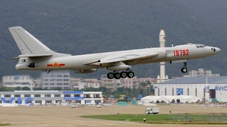China Warns Navy Jet Over S. China Sea While Bombers Fly By Okinawa