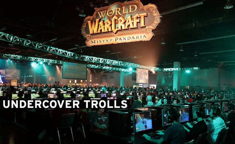 NSA and CIA Agents Infiltrated World of Warcraft, Other Online Games