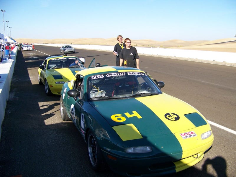 Evil Genius Racing To Take On 25 Hours Of Thunderhill