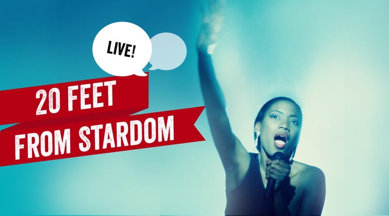 20 Feet from Stardom Brings Backup Singers into the Spotlight