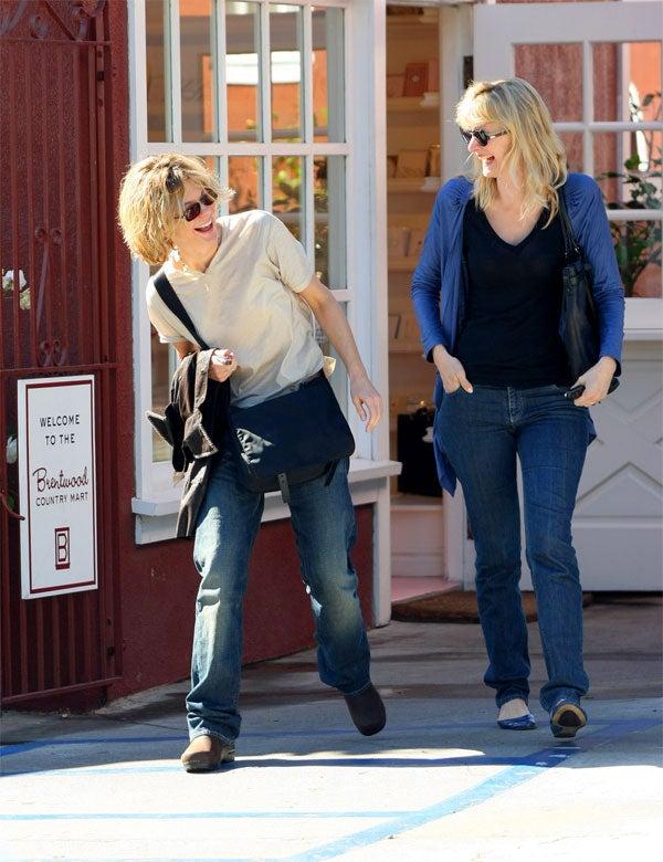 Meg & Laura: Jeans & Jokes