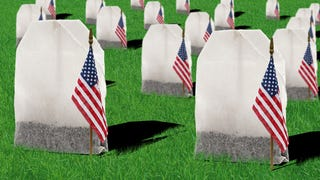 Memorial Day's Real Heroes Are These Loser Tea Party Candidates