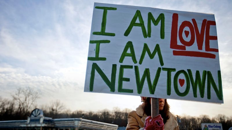There's a Lot of Heartache in Newtown This Weekend