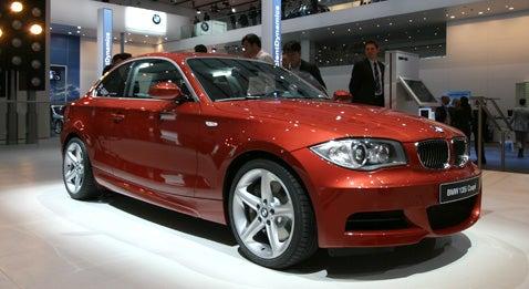 Frankfurt Auto Show: BMW 1-Series