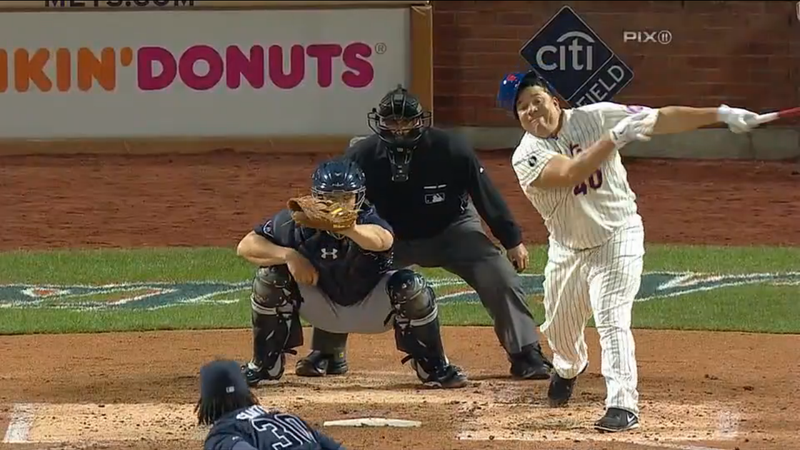 Bartolo Colon's Plate Appearances Are Baseball's Gift To All Of Us