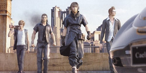 The Final Fantasy Trailers You Weren't Supposed To See