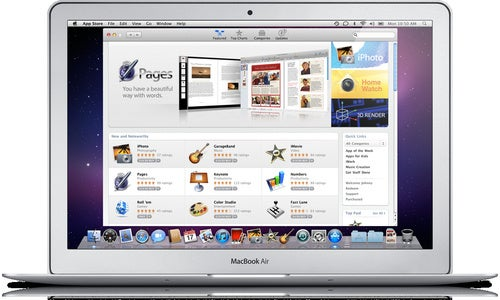 Apple's Mac App Store to Launch Next Week?