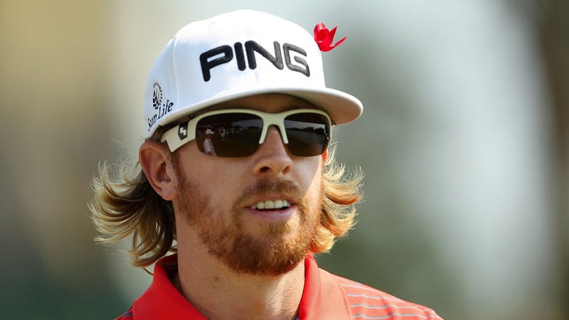 "Hunter Mahan Is The PGA's Rock-Loving ""Hip Young Face,"" But His Favorite Band Is Linkin Park"