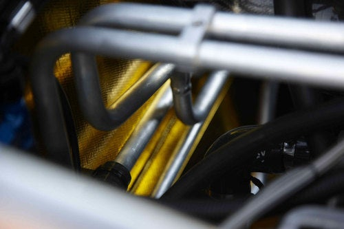 Hennessey Venom GT: Production Engine Photos