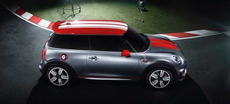2015 Mini John Cooper Works Reportedly Gets Big Power Bump